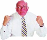 angry white boomer